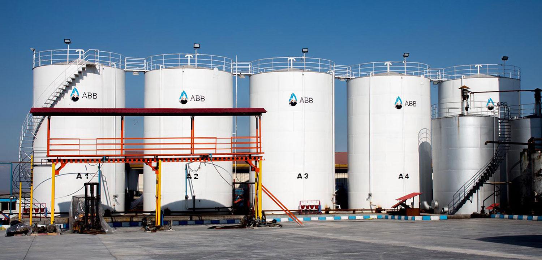 ABB Refinery - عایق بام باستان